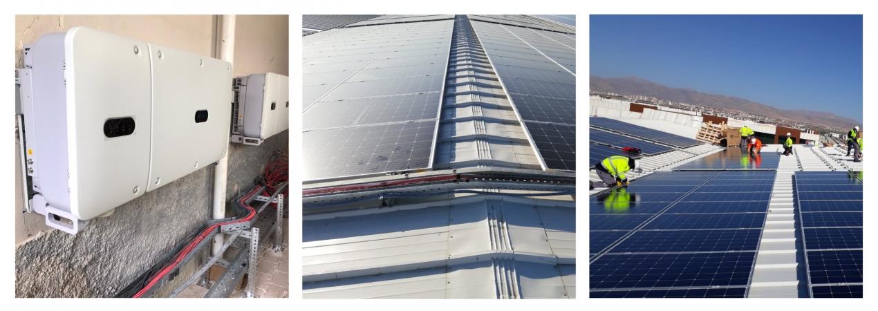Konya 248 kWp Rooftop Solar Power Plant