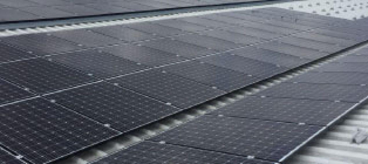 Konya 454 kWp Çatı Tipi Güneş Enerji Santrali