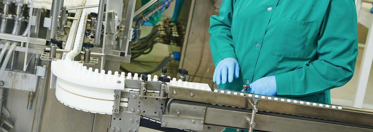 Laurus İlaç Üretim Hattı Otomasyonu