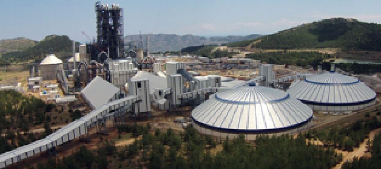 Medcem Çimento Trafo Merkezi Kontrol & Kumanda Sistemi