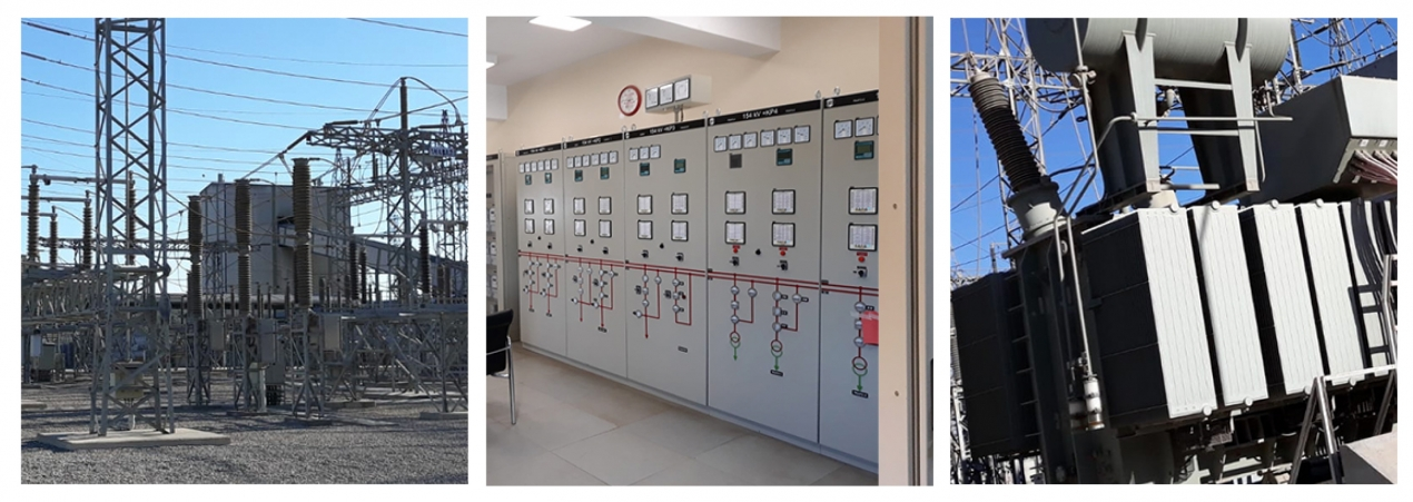 Medcem Cement Factory Substation Automation
