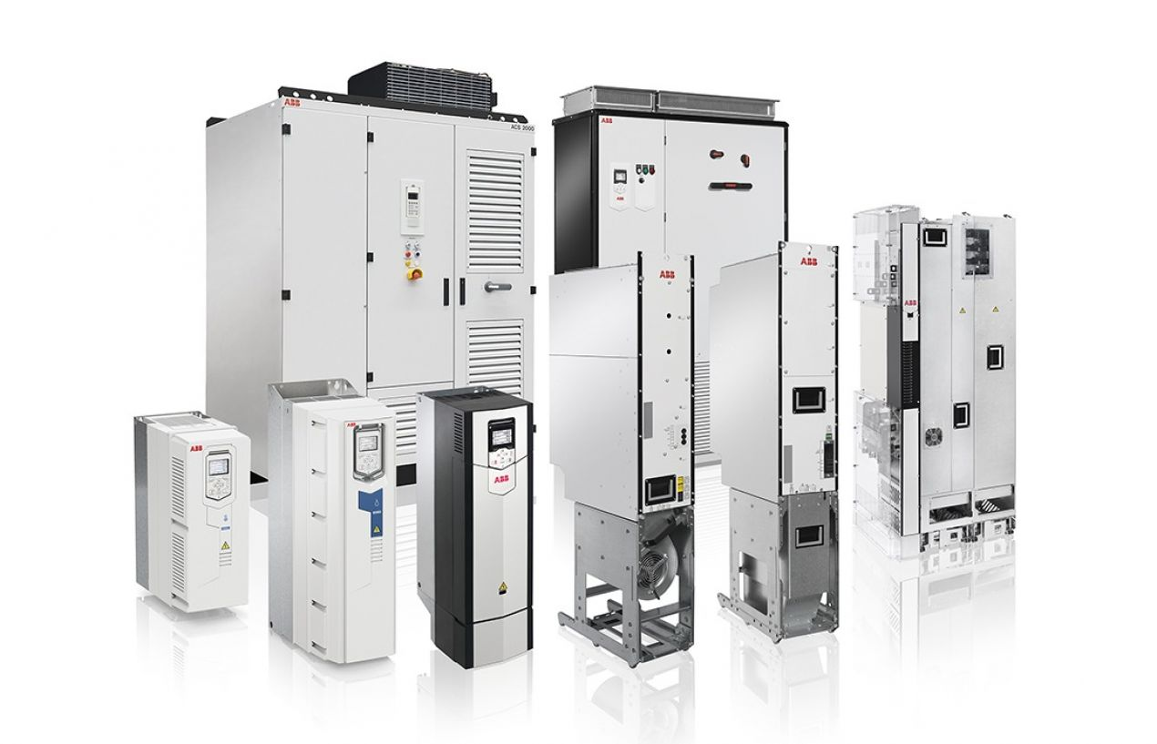 MV & LV Drives and Soft Starters