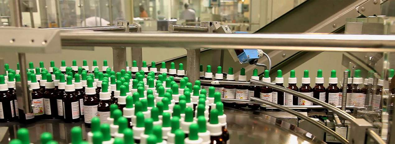 Osel Pharmaceutical Manufacturing Plant Automation System