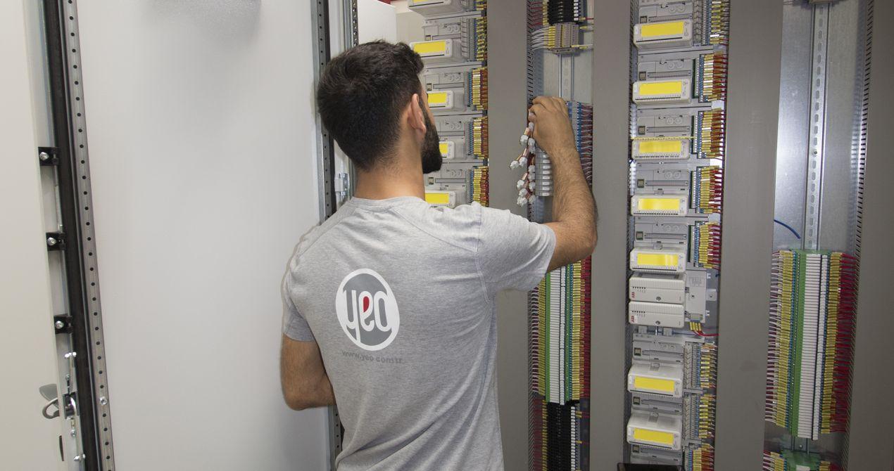 PLC / DCS Panels