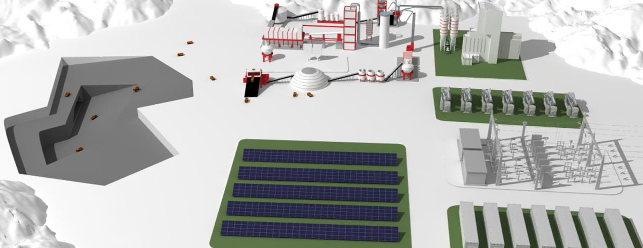 Renewable Energy for Mining