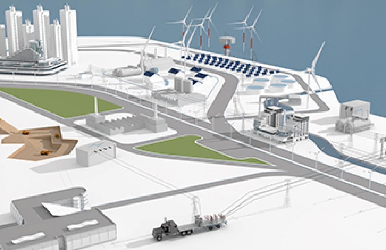 Endüstriler için Yenilebilir Enerji