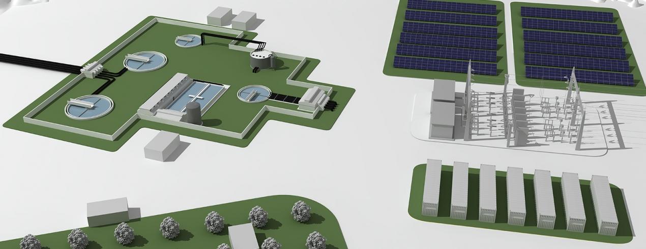 Su için Yenilebilir Enerji