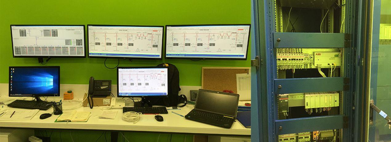 Seferihisar Rüzgar Enerji Santrali Trafo Merkezi Kontrol & Kumanda Sistemi