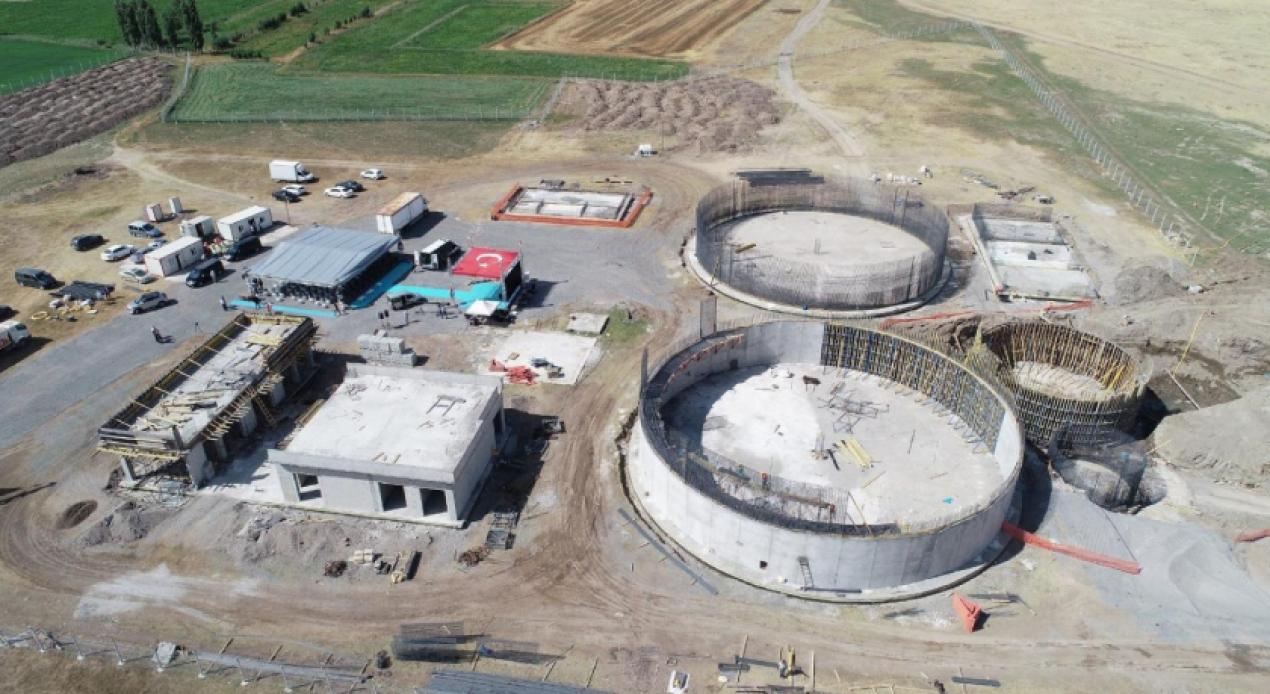 Sivas Biogas Power Plant