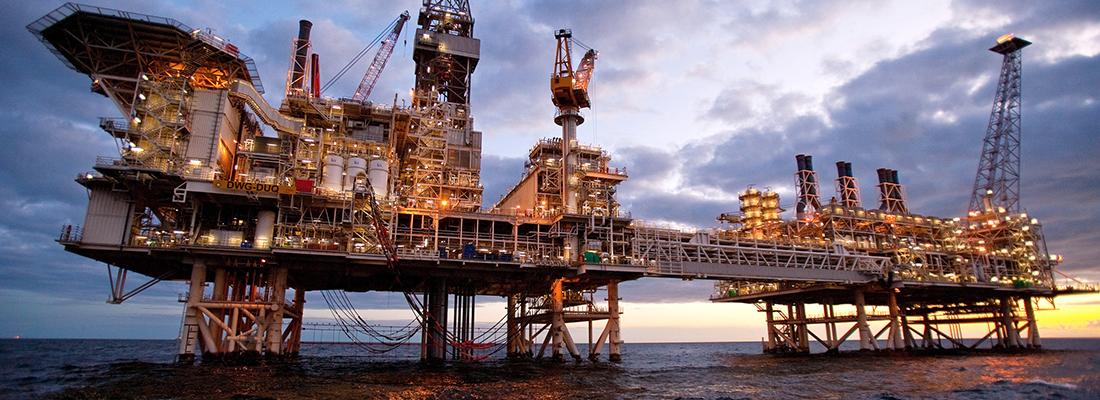 SOCAR Offshore Oil Platform 2