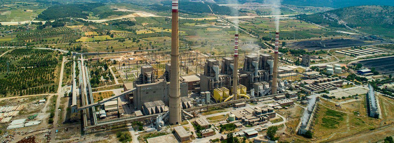 Soma Kolin 2 x 255 MW TPP / Turkey