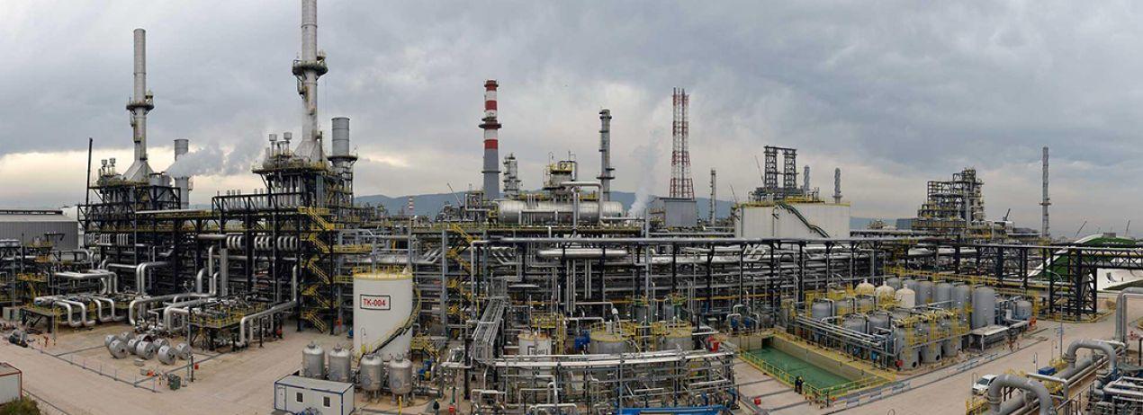 TPAO Diyarbakir Ham Petrol Depolama Tesisleri