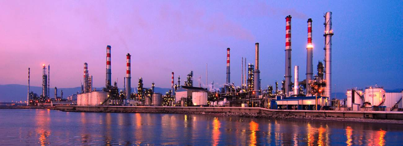 Turkey Petroleum Refineries Corporation İzmit Refinery Natural Gas MS-A Station