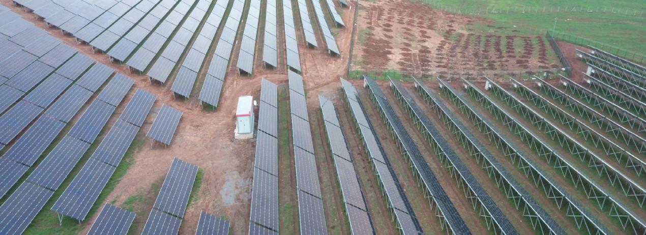 Türkoglu 4 MW Güneş Enerji Santrali