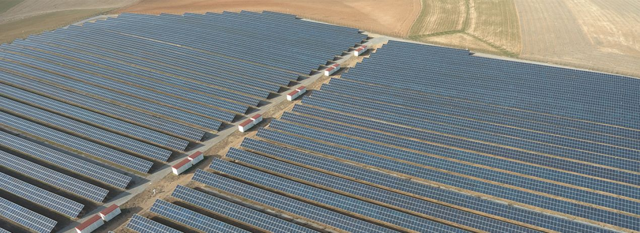 Tursunlu 11 MW Solar Power Plant / Turkey