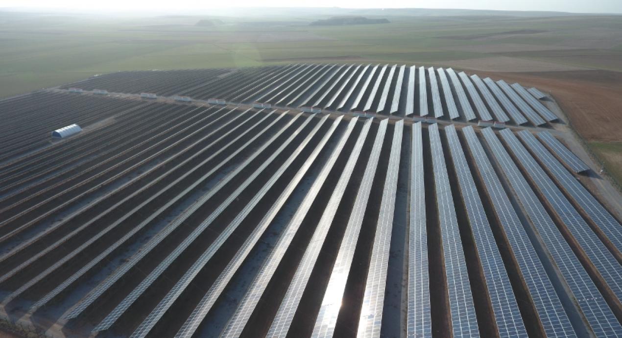 Tursunlu 11 MW Solar Power Plant