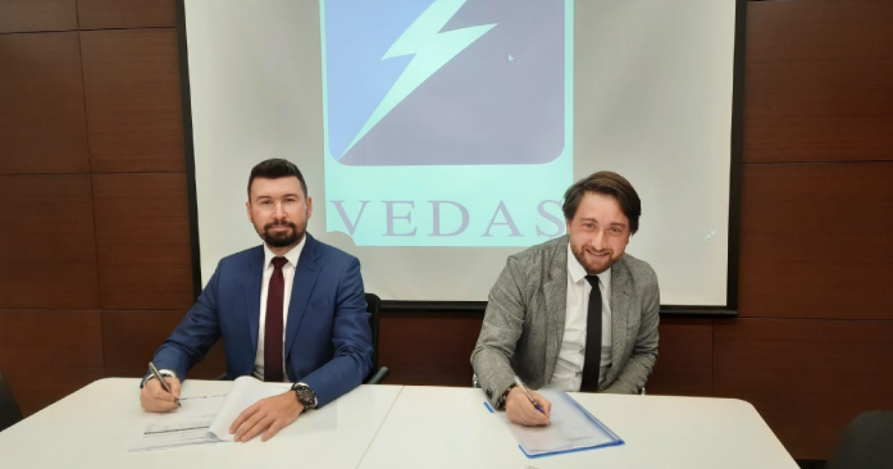 VEDAŞ Vangölü Electricity Distribution Inc. SCADA Expansion and Integration