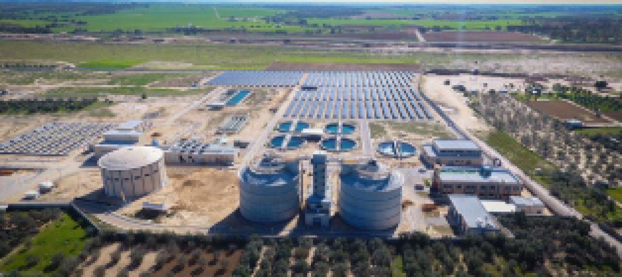 Wadi Gaza Wastewater Treatment Plant & Pumping Station