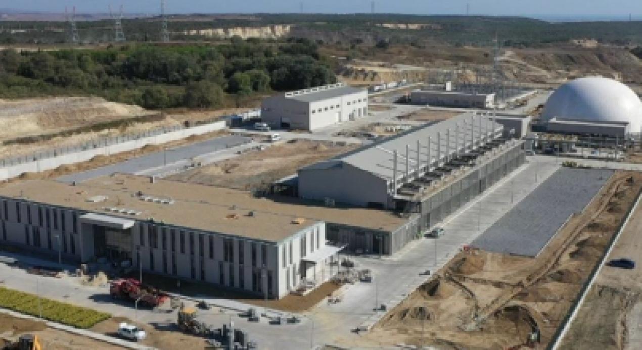Завод по производству энергии от Seymen Sol Gas