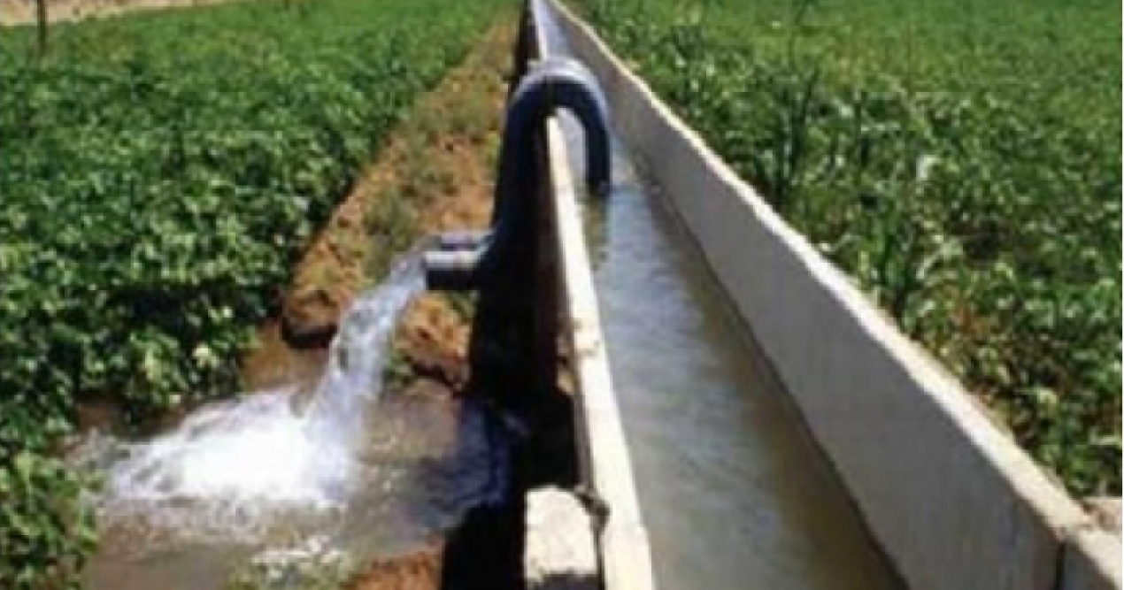 An Exemplary Project: DSİ Korkuteli Irrigation Rehabilitation Project