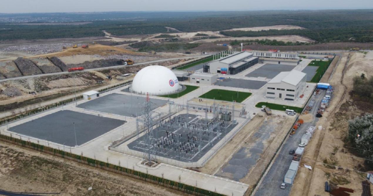 YEO, çöp gazından enerji üretecek