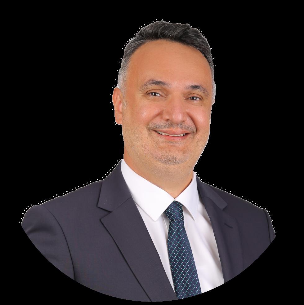 Ömer Eroğlu <b>Board Member </b>